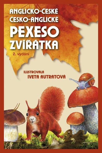 Pexeso zvířátka AČ-ČA - neuveden