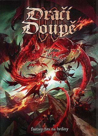 Dračí doupě II - Fantasy hra na hrdiny - kolektiv autorů