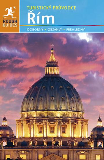 Řím - Turistický průvodce - Dunford Martin