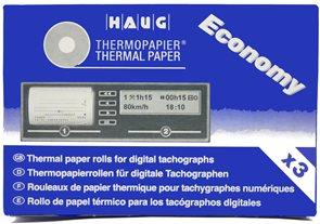 Roličky( homologované) do všech typů digitálních tachografů 3 ks