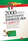 2000 nejpoužívanějších italských slov + 6 audio CD