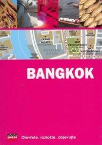 Bangkok - mapový průvodce /Thajsko/