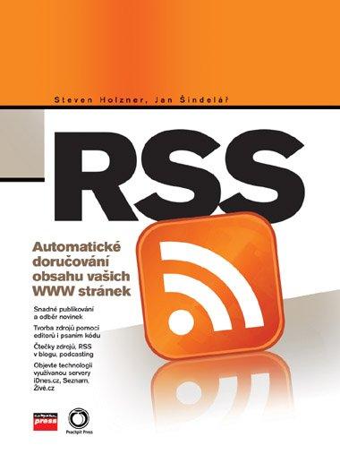 RSS - Steven Holzner, Jan Šindelář - 17x23 cm, Sleva 25%