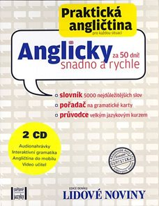 Praktická angličtina pro každou situaci + audio CD /2 ks/