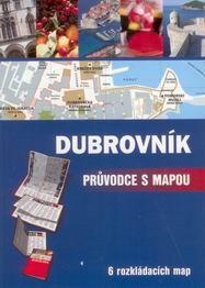Dubrovník - mapový průvodce /Chorvatsko/
