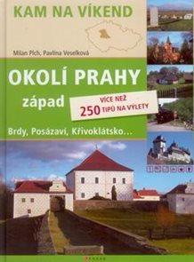 Kam na víkend - Okolí Prahy - západ