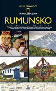 Rumunsko - velký průvodce National Geographic