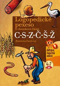 Logopedické pexeso a obrázkové čtení C - S - Z  - Č - Š - Ž