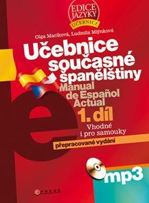 Učebnice současné španělštiny 1.díl + CD /MP3/