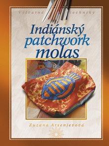 Indiánský patchwork molas