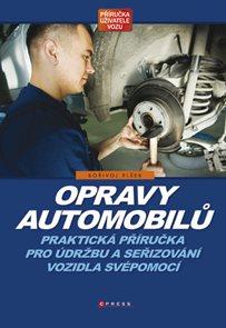 Opravy automobilů - příručka uživatele vozu