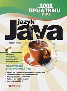 1001 tipů a triků pro jazyk Java + CD-ROM