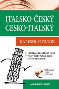 Italsko-český a česko-italský kapesní slovník + mini CD-ROM