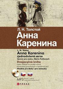 Anna Karenina + audio CD /1 ks/