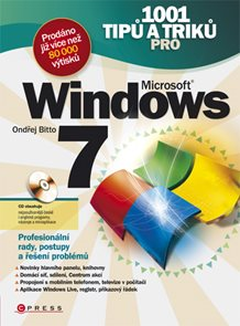 1001 tipů a triků pro Windows 7 + CD-ROM