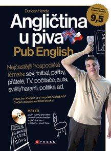 Angličtina u piva + audio CD /MP3/