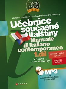 Učebnice současné italštiny 1.díl + audio CD /MP3, 1 ks/