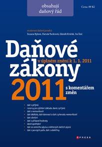 Daňové zákony 2011 s komentářem změn