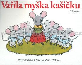 Vařila myška kašičku - leporelo