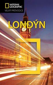 Londýn - Velký průvodce National Geographic