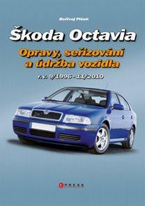 Škoda Octavia - opravy, seřizování a údržba vozidla 9/1996-11/2010