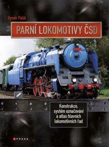 Parní lokomotivy ČSD, Konstrukce, systém označování a atlas hlavních lokomotivních řad