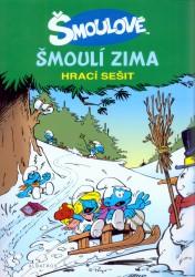 Šmoulí zima - hrací sešit