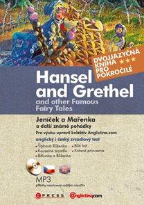 Jeníček a Mařenka - Hansel and Grethel + CD