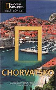 Chorvatsko -  velký průvodce National Geographic - 1.vydání