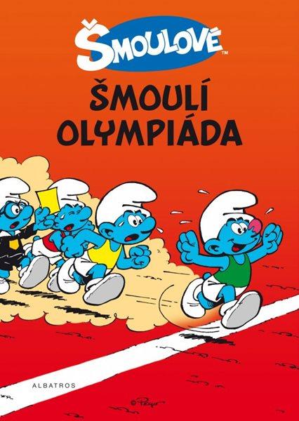 Šmoulí olympiáda - Peyo - 21x30