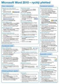 Microsoft Word 2010 ? rychlý přehled - Pácl Libor, Herodek Martin - 21x30