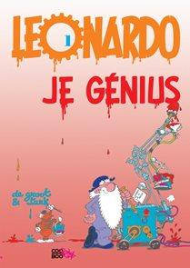 Leonardo (1) je génius!