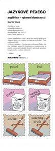 Jazykové pexeso - angličtina - vybavení domácnosti