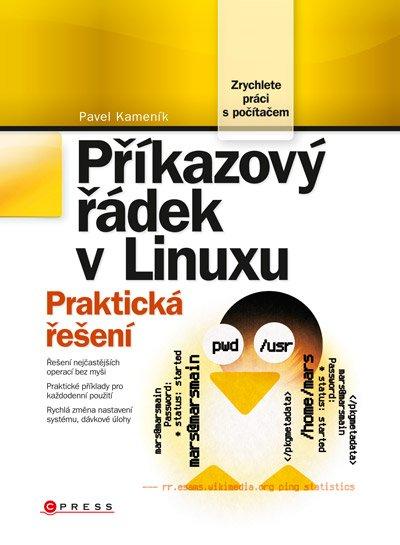 Příkazový řádek v Linuxu - Kameník Pavel - 17x23
