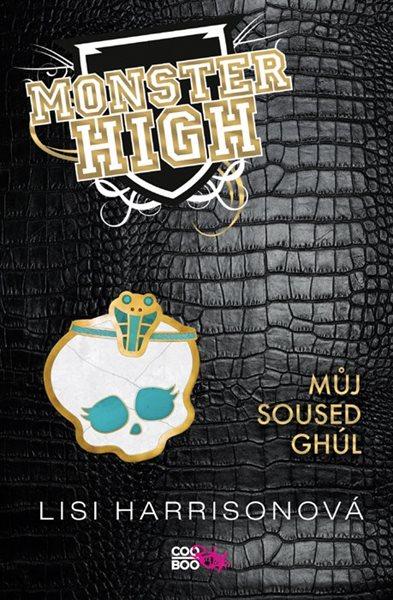 Monster High 2 - Harrisonová Lisi - 13x20