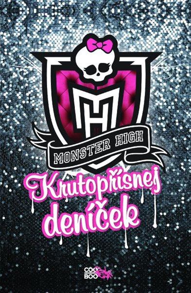 Monster High - Krutopřísnej deníček - 13x20