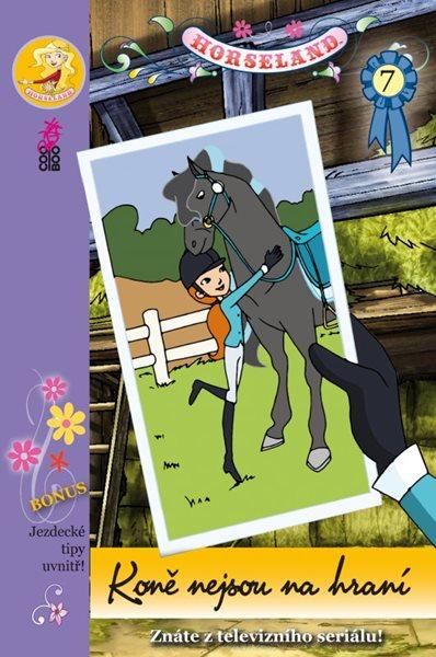 Horseland 7 Koně nejsou na hraní - 12x18