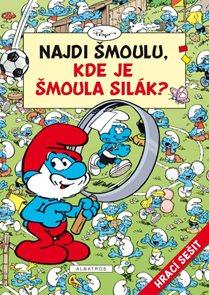 Najdi Šmoulu - Kde je Šmoula Silák?