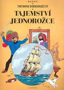 Tintinova dobrodružství Tajemství jednorožce