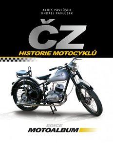 ČZ Historie motocyklů