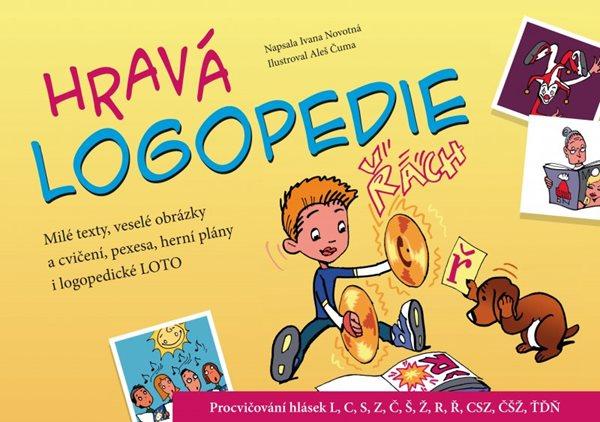 Hravá logopedie - Novotná Ivana - 30x21