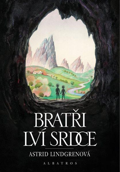 Bratři Lví srdce - Astrid Lindgrenová - 16x24