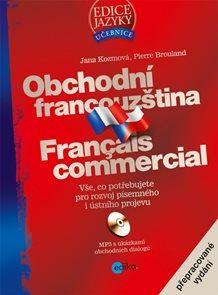 Obchodní francouzština + audioCD mp3