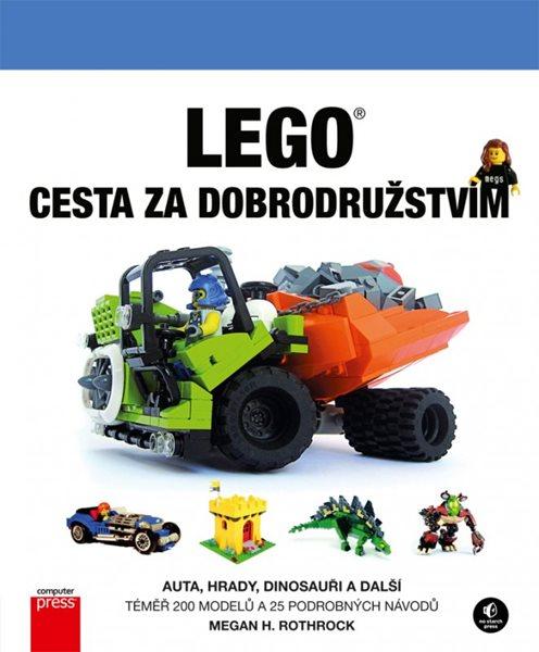 LEGO Cesta za dobrodružstvím 1 - Megan Rothrock - 22x26, Sleva 15%