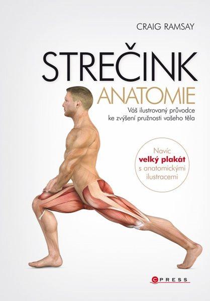 Strečink - anatomie - Craig Ramsay - 17x24