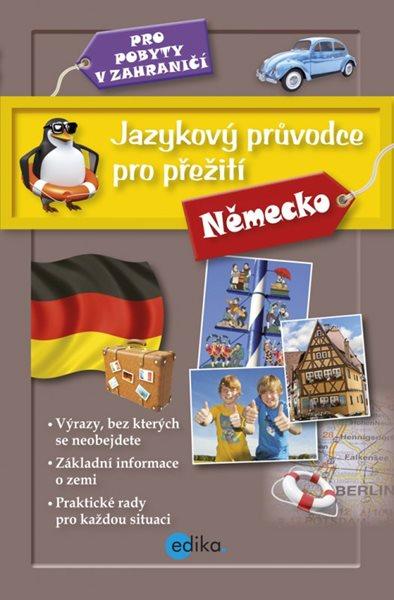 Jazykový průvodce pro přežití - Německo - 13x19 cm