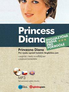 Princezna Diana / Princess Diana + CD