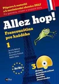 Allez hop! Francouzština pro každého + CD
