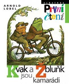 Kvak a Žbluňk jsou kamarádi (edice První čtení)