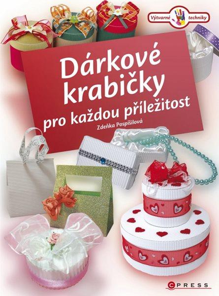 Dárkové krabičky pro každou příležitost - Zdeňka Pospíšilová - 17x23